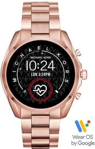MICHAEL KORS ACCESS BRADSHAW, MKT5086 Smartwatch, mit individuell einstellbaren Zifferblättern