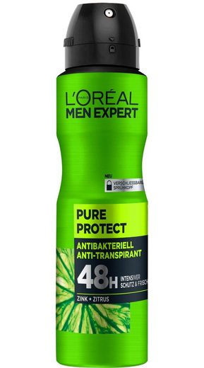 L'ORÉAL PARIS MEN EXPERT Deo-Spray »Pure Protect«