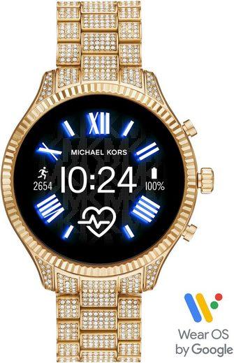 MICHAEL KORS ACCESS LEXINGTON, MKT5082 Smartwatch (mit individuell einstellbaren Zifferblättern)