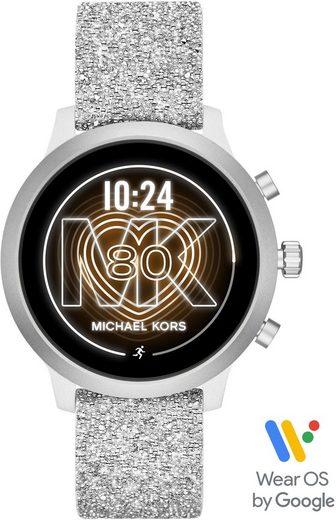 MICHAEL KORS ACCESS MKGO, MKT5094 Smartwatch (mit individuell einstellbaren Zifferblättern)