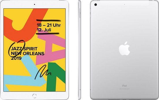"Apple 10.2 iPad Wi-Fi Cellular 32GB (2019) Tablet (10,2"", 32 GB, iOS, 4G (LTE)"