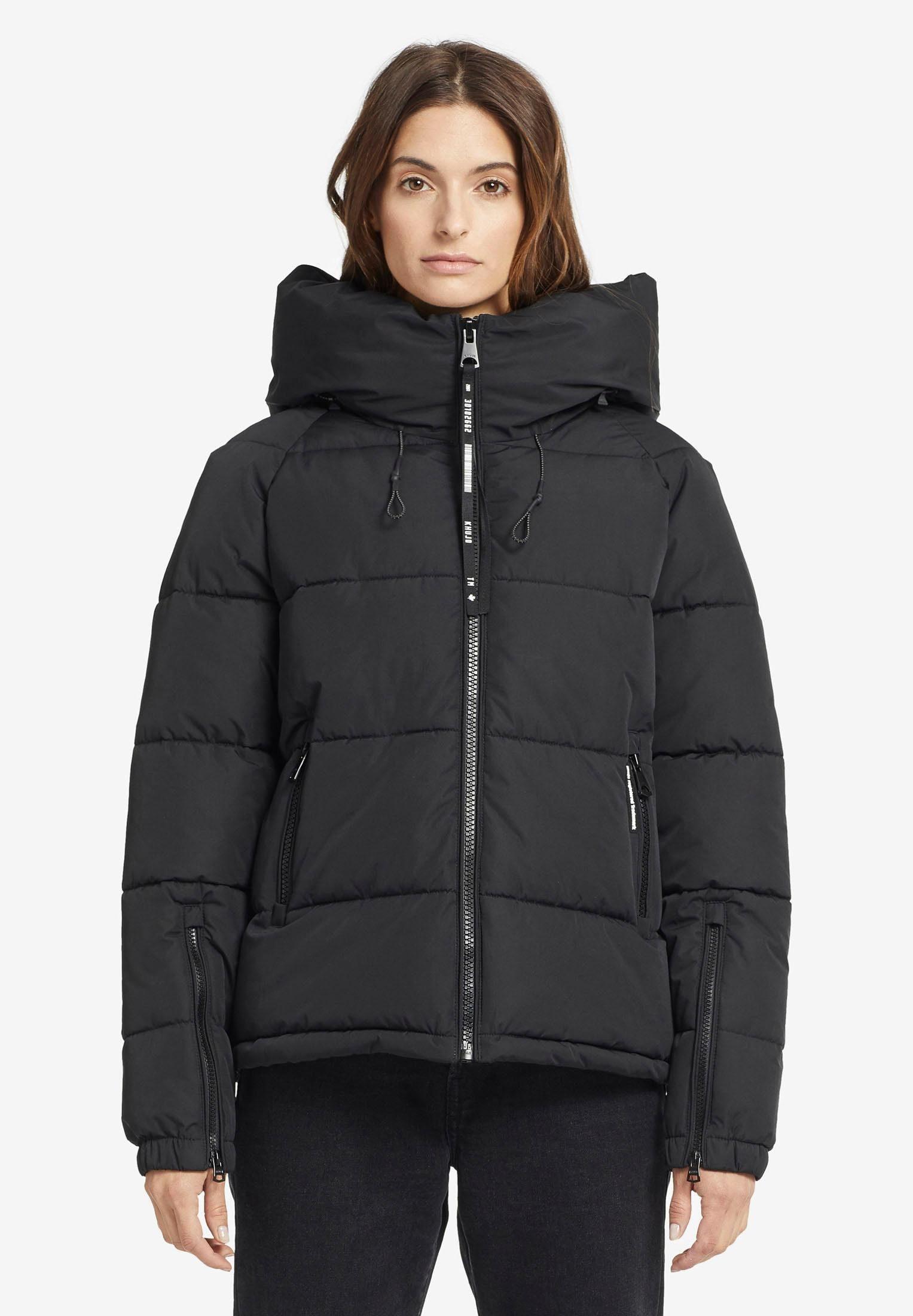 khujo Steppjacke »ALEXIA« stylische Damen Winterjacke mit Kapuze online kaufen | OTTO