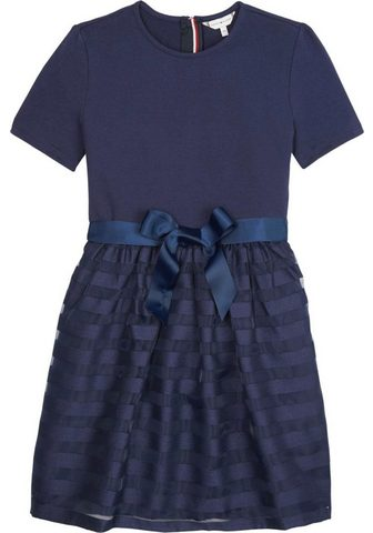 TOMMY HILFIGER Suknelė »ORGANZA dryžuotas COMBI sukne...