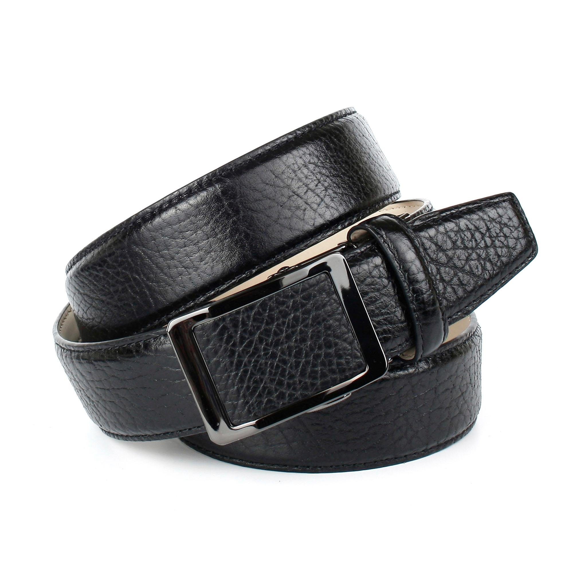 Anthoni Crown Koppelgürtel, Keine Dornschließe und Keine Löcher im Leder online kaufen | OTTO