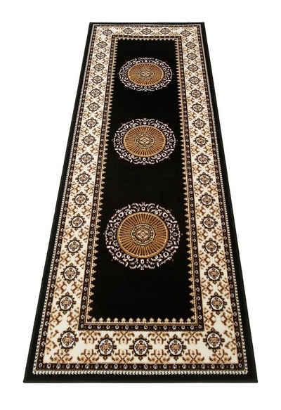 Läufer »Shari«, DELAVITA, rechteckig, Höhe 7 mm, Teppich-Läufer, Orient-Optik