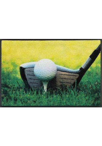 WASH+DRY BY KLEEN-TEX Коврик для входной двери »Golf&l...