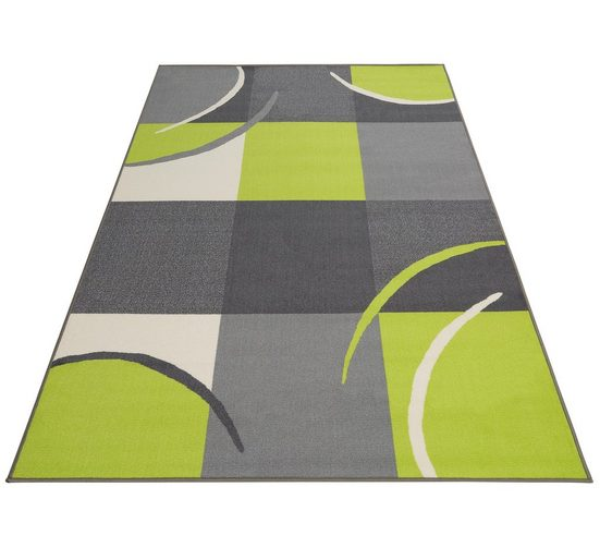 Teppich »Marco«, THEKO, rechteckig, Höhe 6 mm