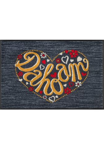 WASH+DRY BY KLEEN-TEX Коврик для входной двери »Dahoam...