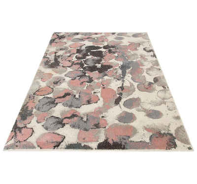 Teppich »Sakura«, Guido Maria Kretschmer Home&Living, rechteckig, Höhe 13 mm, Pastellfarben, Wohnzimmer