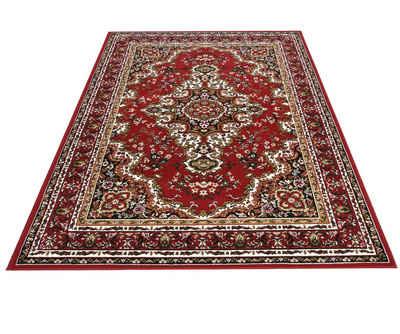 Teppich »Oriental«, DELAVITA, rechteckig, Höhe 7 mm, Orient-Optik, Wohnzimmer