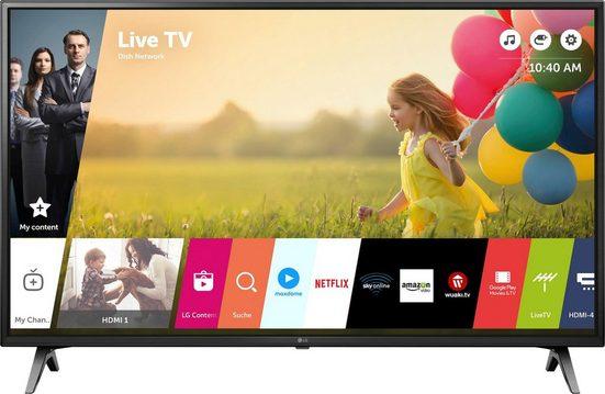 LG 55UM7000PLC LED-Fernseher (139 cm/55 Zoll, 4K Ultra HD, Smart-TV)