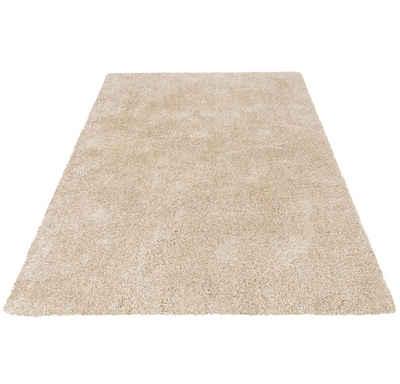Hochflor-Teppich »Rom«, Guido Maria Kretschmer Home&Living, rechteckig, Höhe 40 mm, gewebt, Wohnzimmer