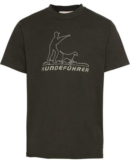 Hubertus T-Shirt »T-Shirt Hundeführer«