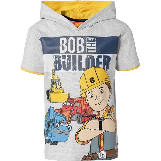 Bob der Baumeister T-Shirt mit Kapuze für Jungen