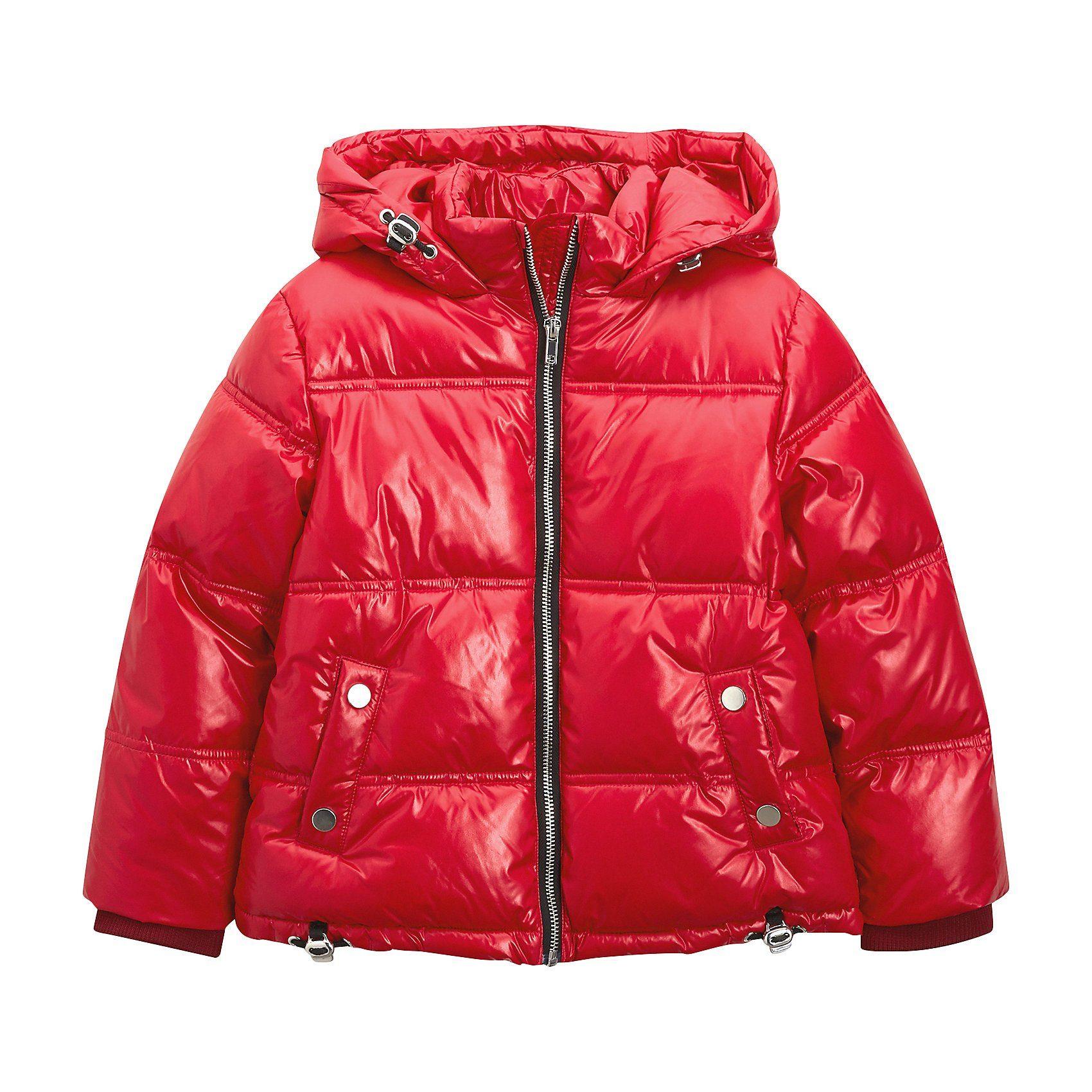 Next Winterjacke für Mädchen, kuschelig gefütterte Kapuze online kaufen | OTTO