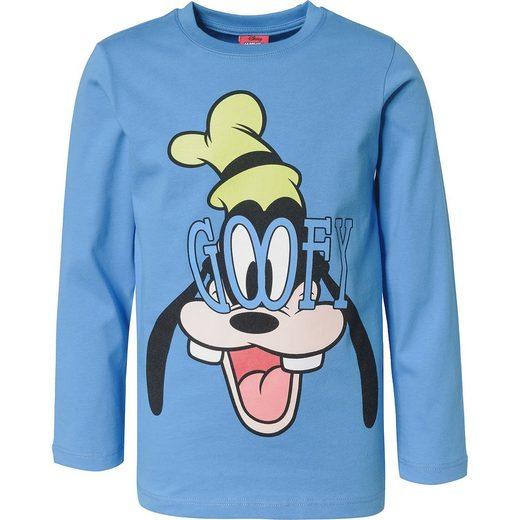 Disney Mickey Mouse & friends Langarmshirt für Jungen