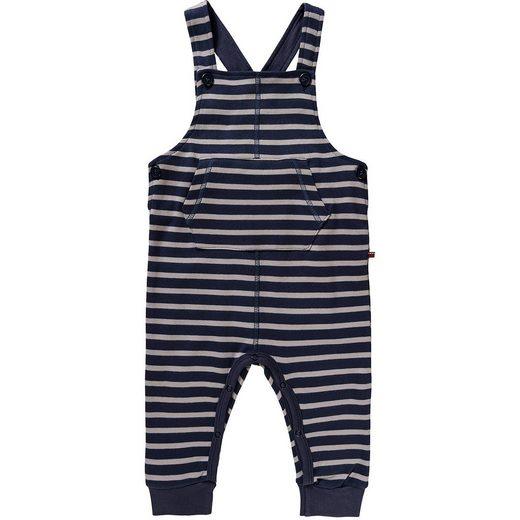 People Wear Organic Baby Sweathose mit Latz für Jungen, Organic Cotton