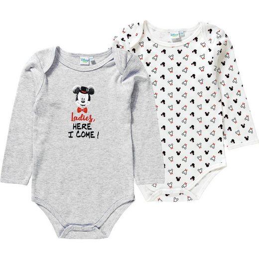Disney Mickey Mouse & friends Baby Body für Jungen