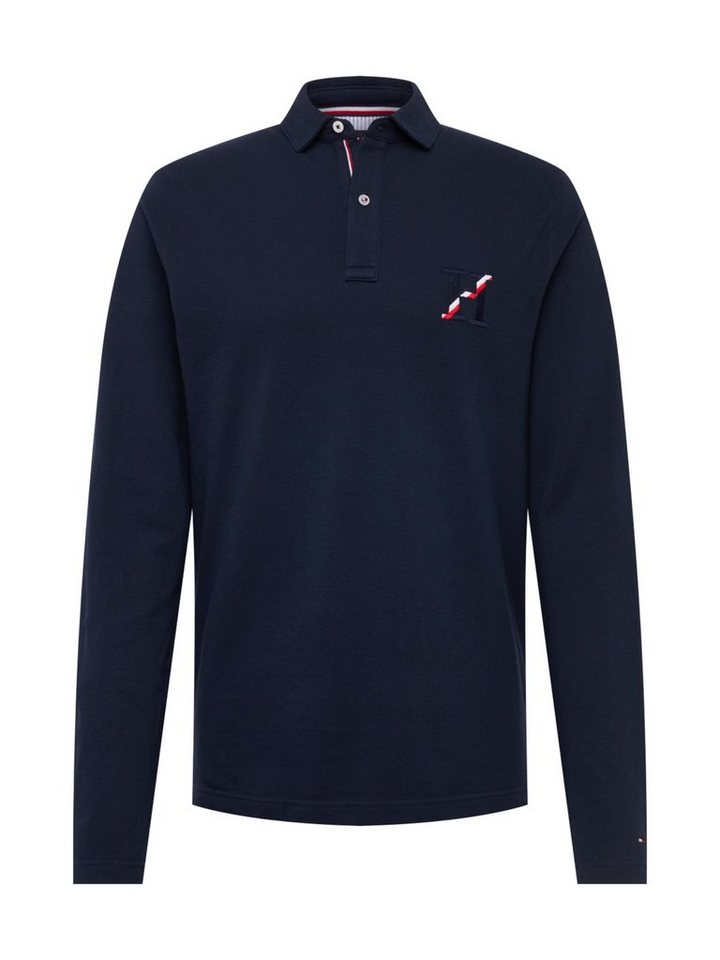 new product 508f2 908f3 TOMMY HILFIGER Langarm-Poloshirt »BASIC BADGE LS REGULAR POLO« online  kaufen | OTTO