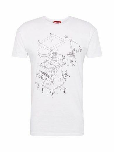 Derbe Print-Shirt »Player«