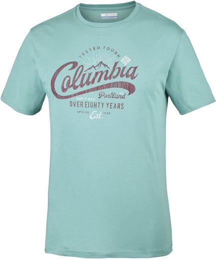 Columbia T-Shirt »Leathan Trail Tee Herren«