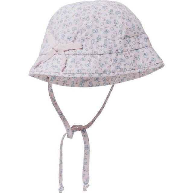 Sterntaler® Baby Sonnenhut mit UV-Schutz 30 zum Binden für Mädchen | Accessoires > Hüte > Sonnenhüte | Sterntaler®