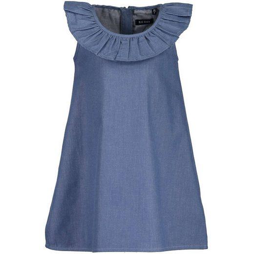 Blue Seven Kinder Kleid mit Kragen