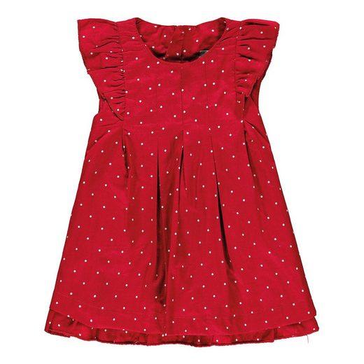 Kanz Baby Kleid mit Flügelarm