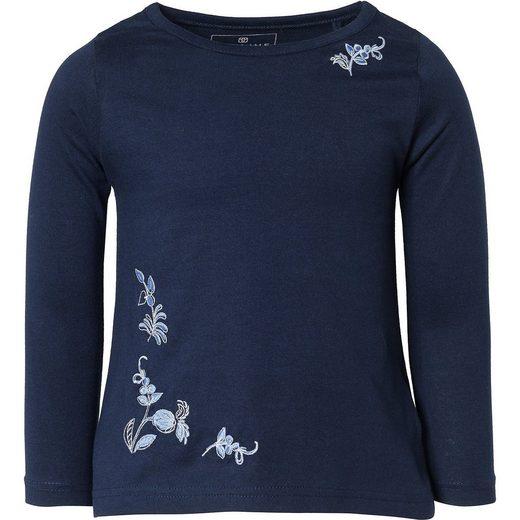 Elkline Langarmshirt ELFENWALD für Mädchen, Organic Cotton