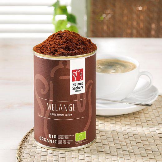 Sachers Helmut Sachers Kaffee Melange Bio