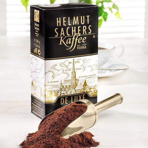 Sachers Helmut Sachers Kaffee De Luxe Mischung