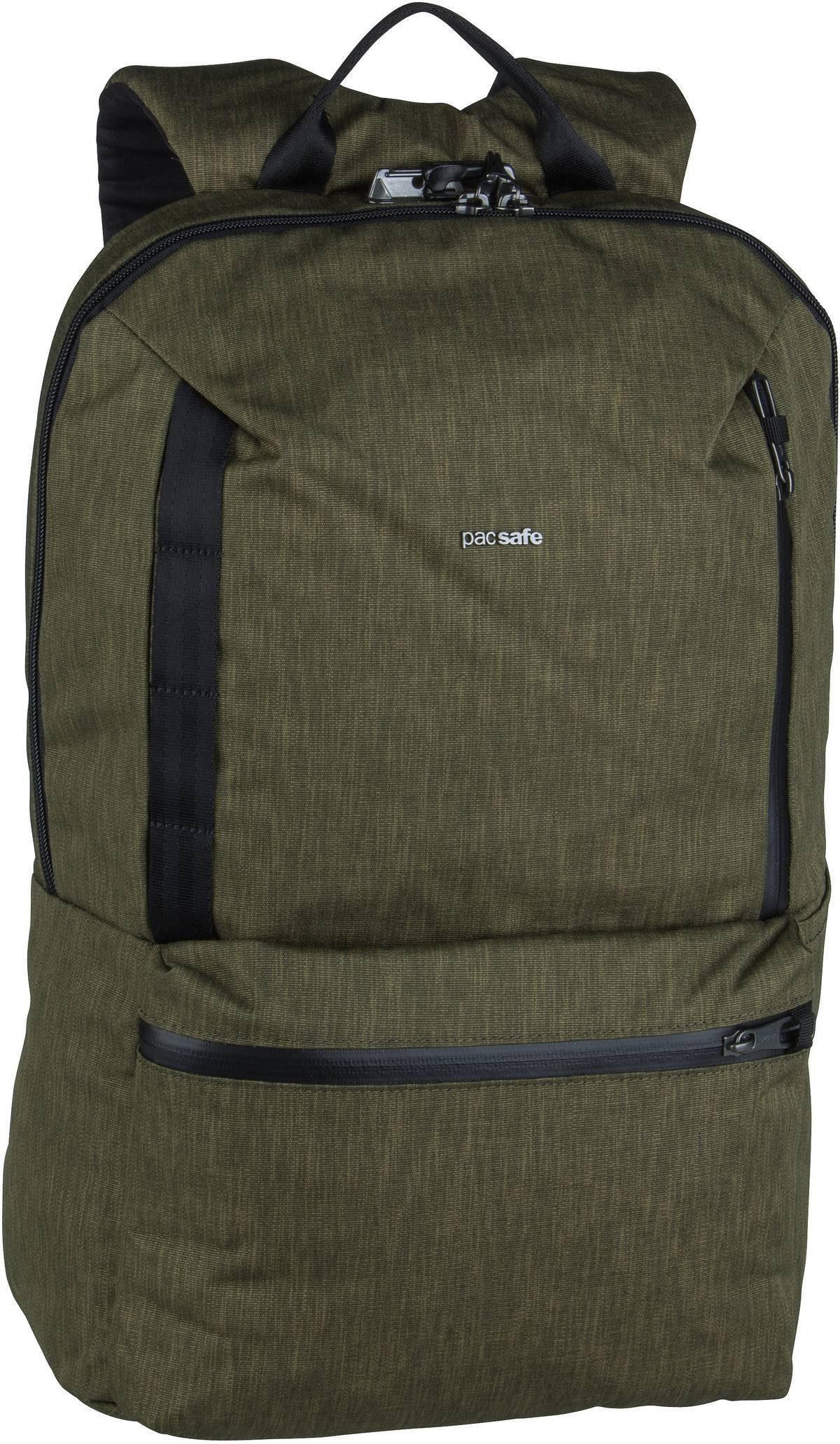 Unisex Pacsafe Rucksack / Daypack »Metrosafe X Backpack« blau, grau, grün   00688334055448