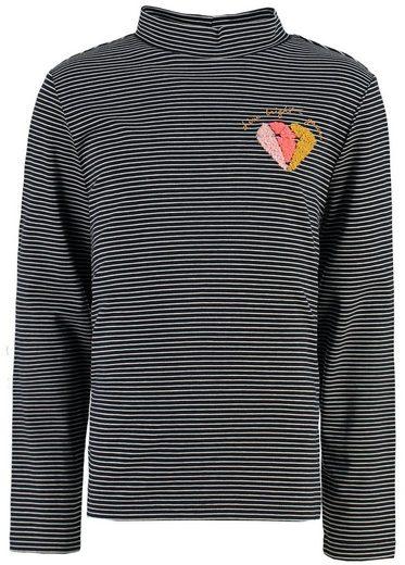 Garcia T-Shirt mit Streifen