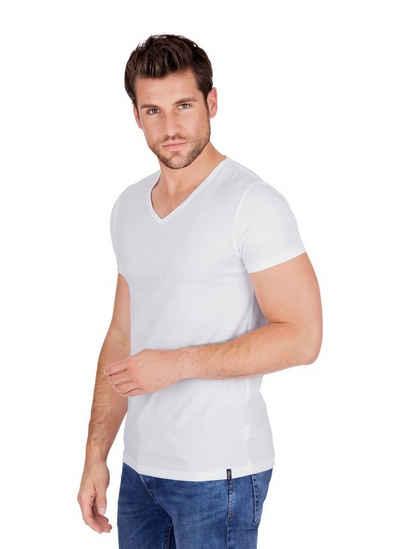 Trigema V-Shirt Slim Fit
