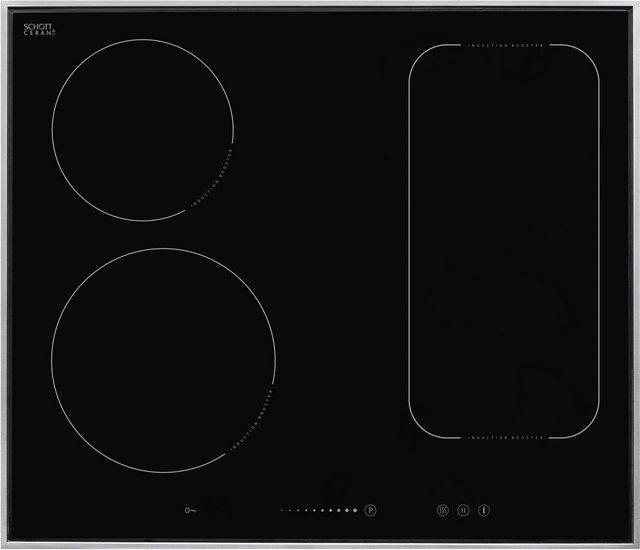 Küchengroßgeräte - Amica Backofen Set BOXI 955 000 E, mit 2fach Teleskopauszug, großem Timer, Heißluft und Induktion  - Onlineshop OTTO