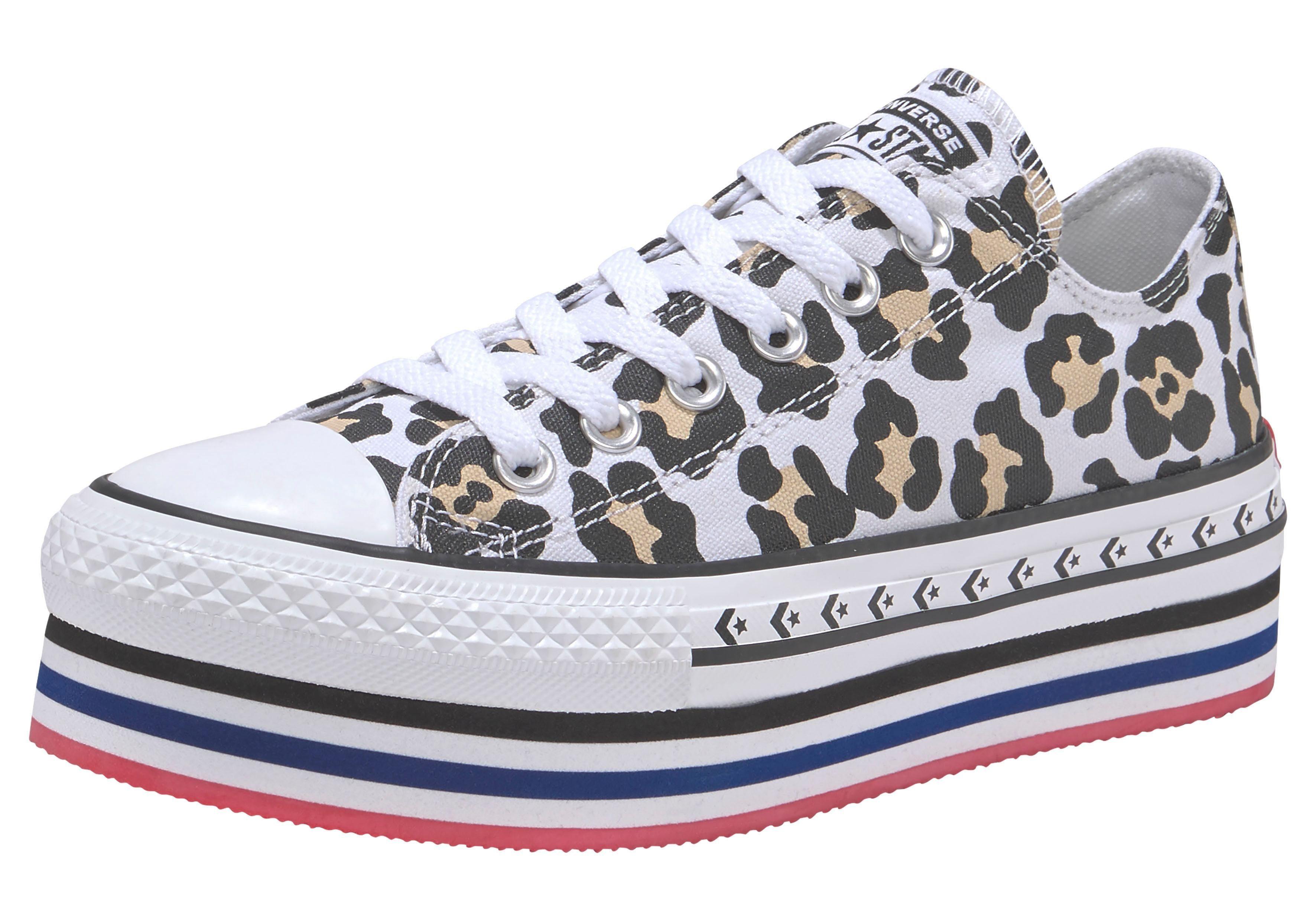 Converse »Chuck Taylor All Star Platform Layer Ox« Sneaker online kaufen | OTTO