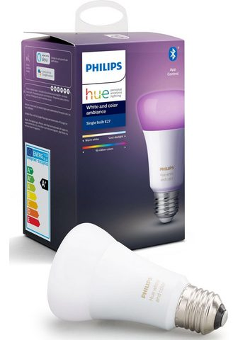 PHILIPS HUE »White & Color Ambiance Einzelpack 1x8...