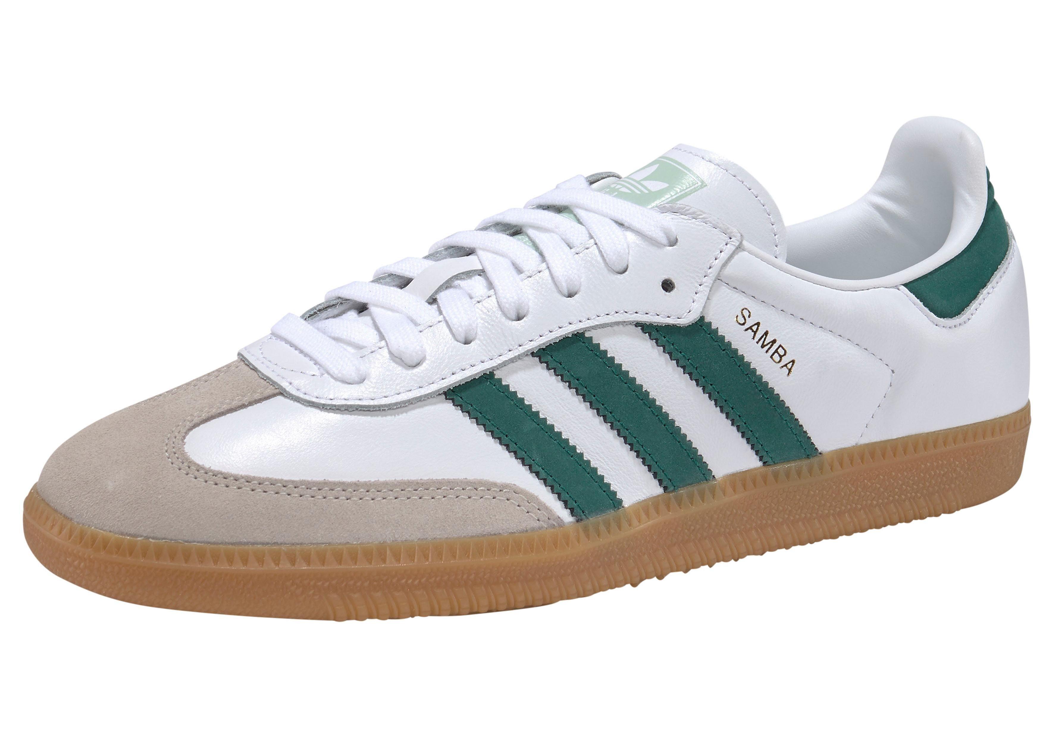 adidas Originals Samba OG weißgrün |