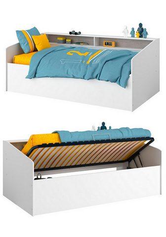 Кровать с ящиком для хранения »S...
