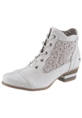 MUSTANG SHOES Ботинки со шнуровкой