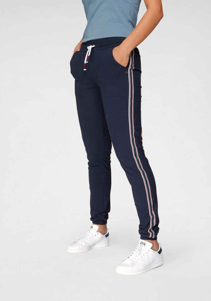 Ocean Sportswear Jogginghose »Slim Fit« mit Tapestreifen