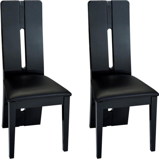 Stühle und Bänke - S.C.I.A.E. Esszimmerstuhl »FLOYD 36« 2 Stück  - Onlineshop OTTO