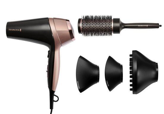 Remington Haartrockner D5706, 2200 W, leichter und leistungsstarker Haartrockner
