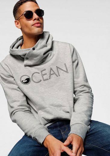Ocean Sportswear Kapuzensweatshirt Innen weich angeraut
