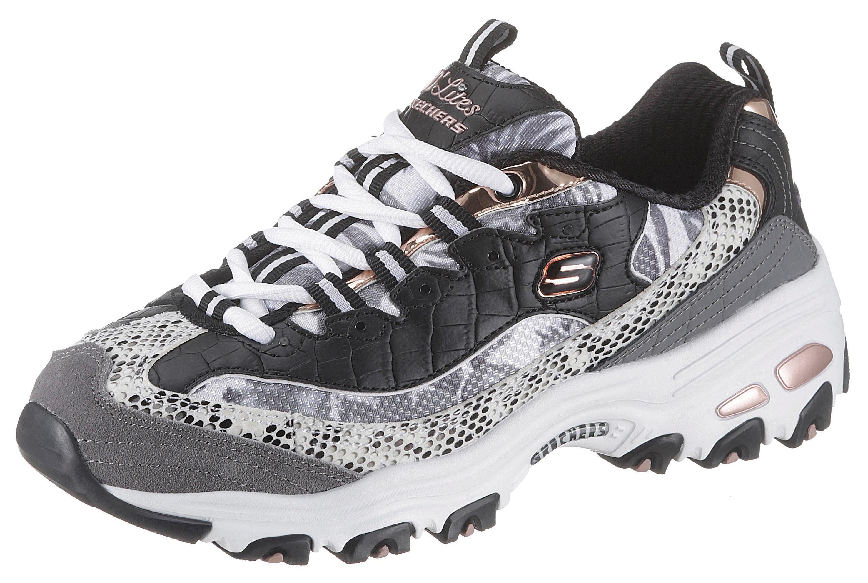Skechers D'LITES DEVOTED FAN Sneakers Low kaufen | OTTO