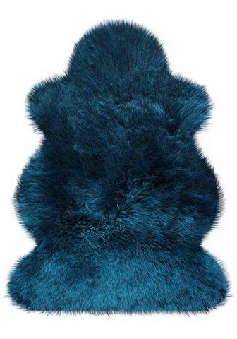 HEITMANN FELLE Kilimas »Lammfell farbig« fellförmig a...