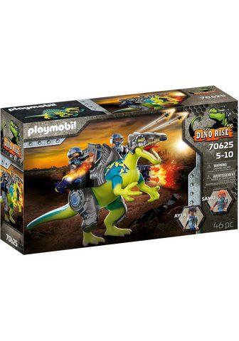 Playmobil ® Konstruktions-Spielset »Spinosaurus ...