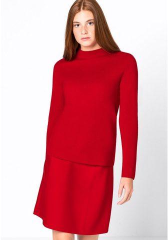 HALLHUBER Пуловер с воротником-стойкой