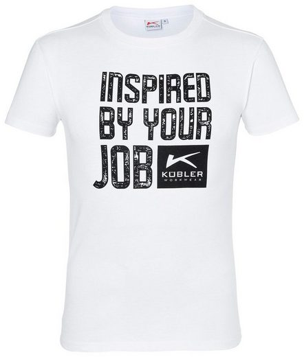 KÜBLER T-Shirt »Print«