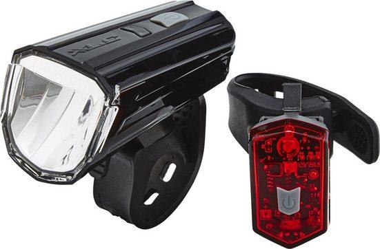 XLC Fahrradbeleuchtung »Comp Alderaan Beleuchtungs Set«